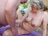 Seniorenporno Hard Pole