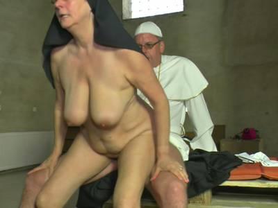 nonnen gefickt