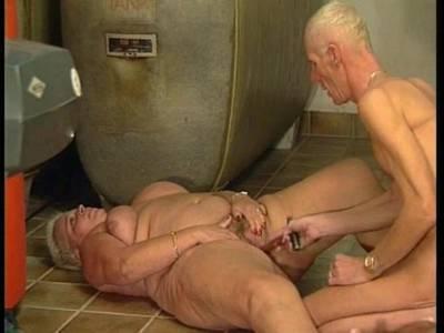 Porno mit senioren