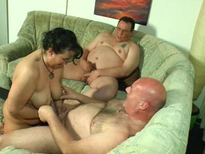 Männer nackt dicke alte Schwule Alte